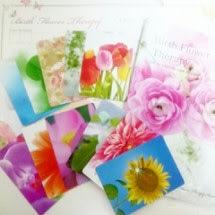 誕生花カードテキストシート